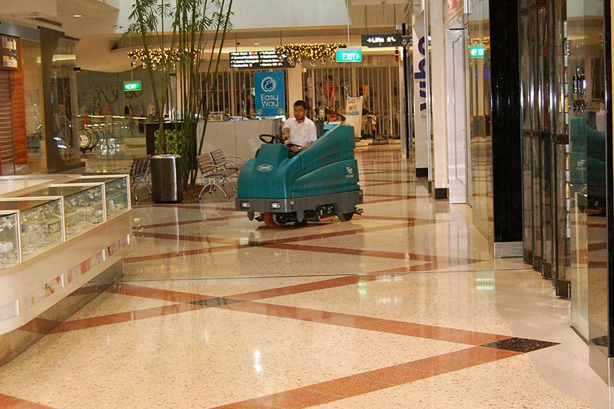Ezko Retail Cleaning